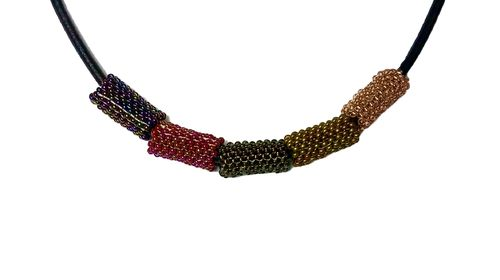 Kheta-necklace with leather45